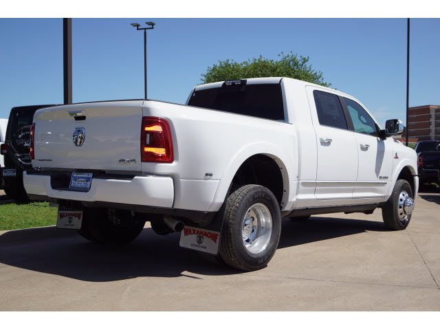 New 2020 RAM 3500 Limited 4×4 Mega Cab 6'4 Box 4×4 Mega Cab