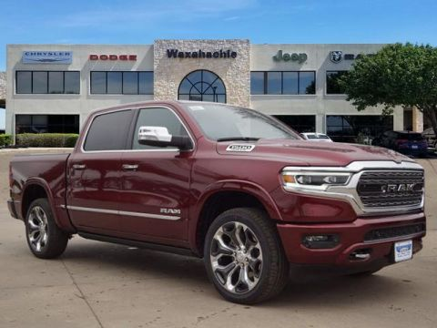 2020 RAM 1500 Limited 4x2 Crew Cab 5'7 Box